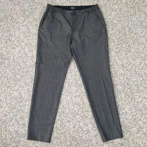 A.P.C. Drawstring Dress Pants
